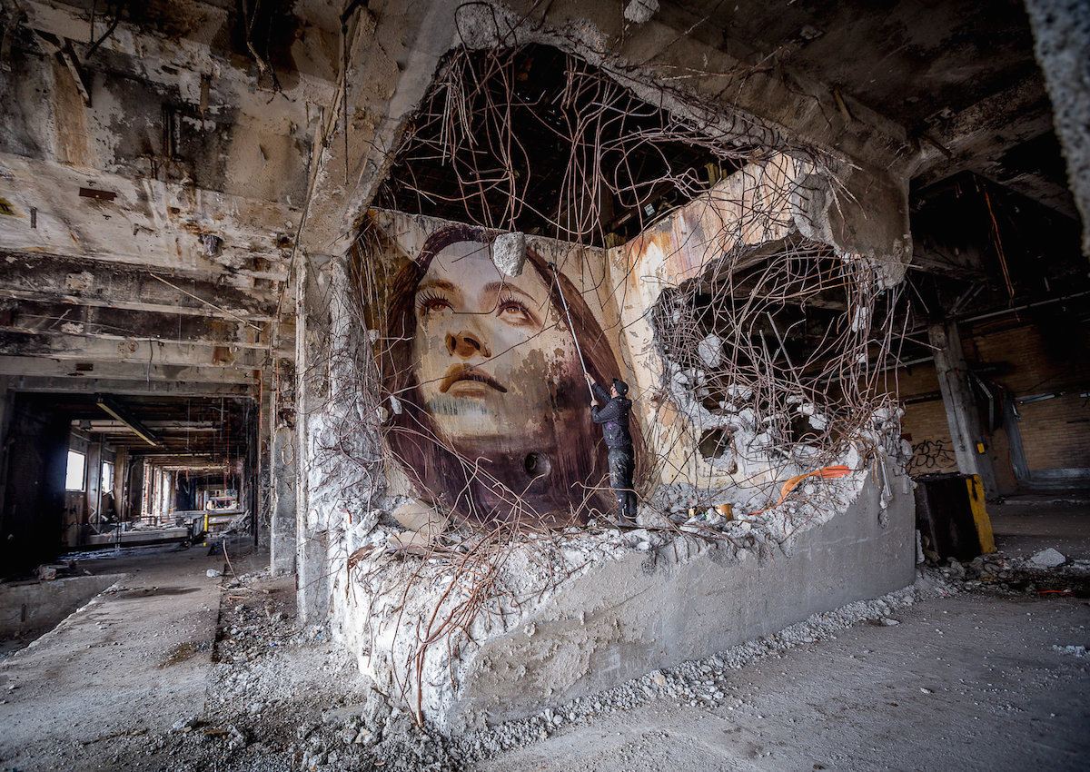 RONE The Alpha Project